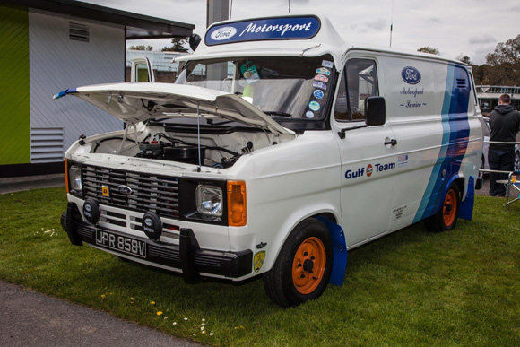 2016 Ford Transit Van >> Classic Fords See Biggest Simply Ford Rally at Beaulieu