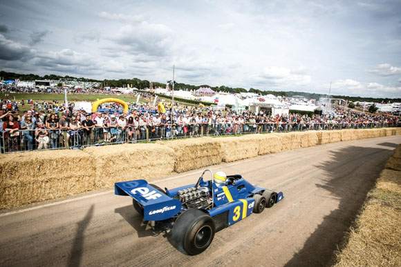 Classic Cars, Mud and Live Music at CarFest